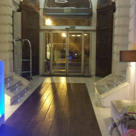 Photo prise au Hotel Hospes Palau de la Mar***** par Simone A. le5/1/2014
