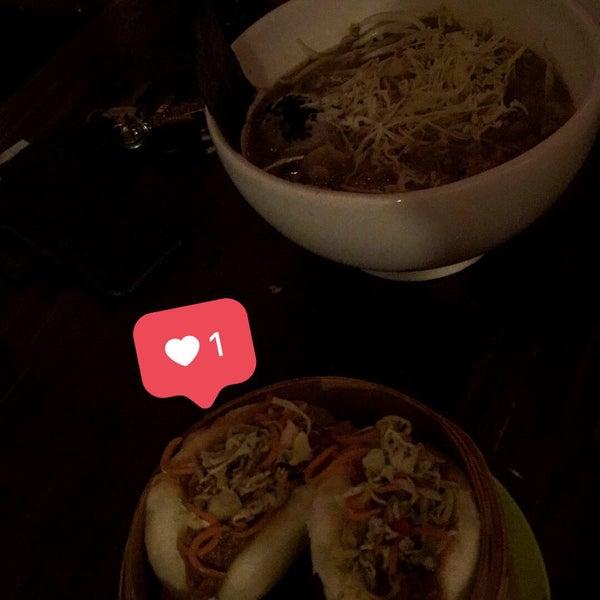 Das Foto wurde bei Fukuro Noodle Bar von Larisa I. am 2/15/2018 aufgenommen
