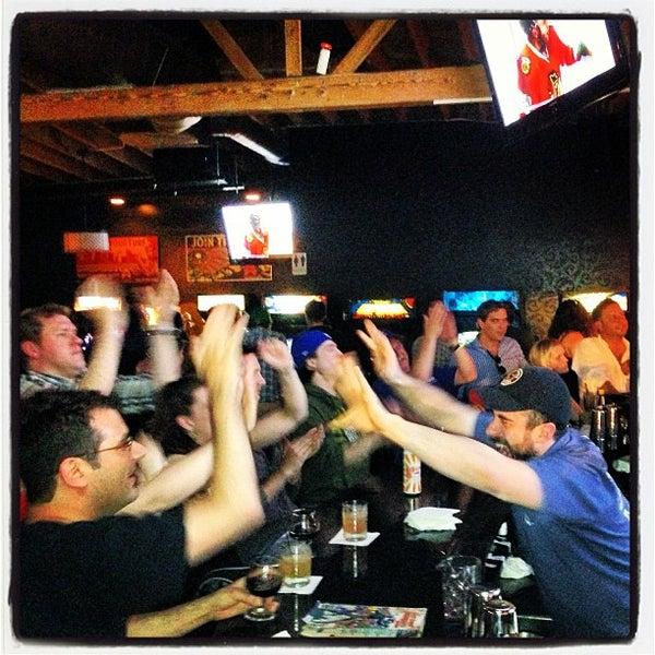 Снимок сделан в Headquarters Beercade пользователем Stef R. 6/9/2013