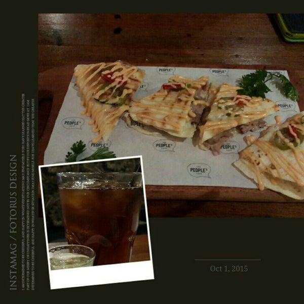 10/1/2015にkiki r.がThe People's Cafeで撮った写真