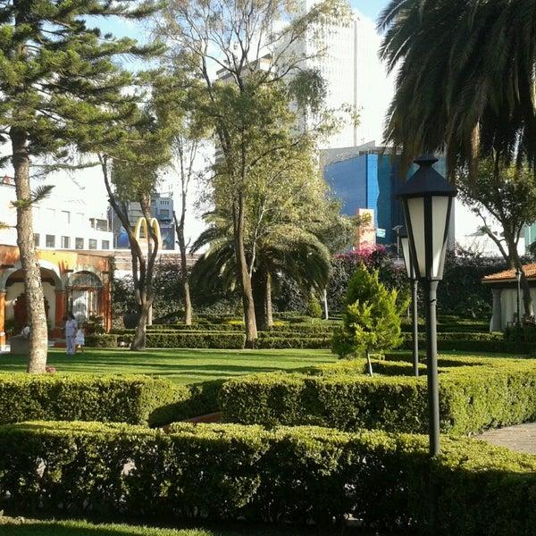 6/1/2013 tarihinde Moikis P.ziyaretçi tarafından Hacienda de Los Morales'de çekilen fotoğraf