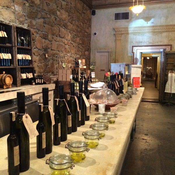 saint helena olive oil company