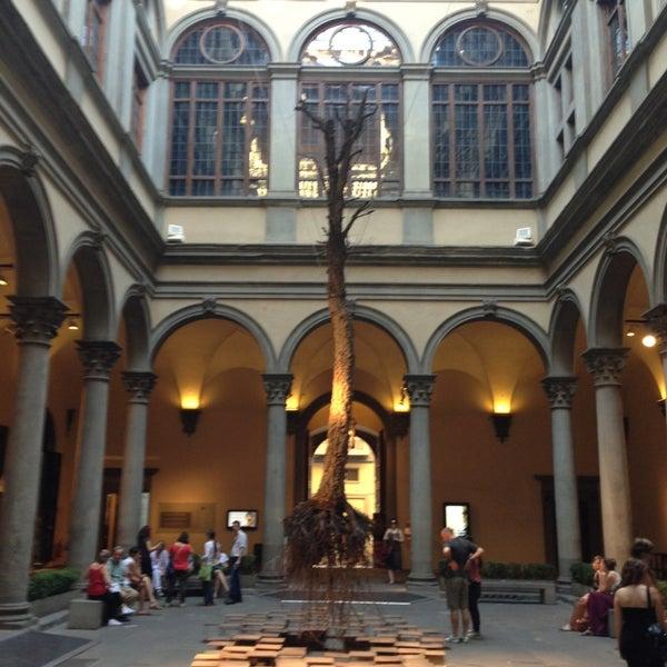 Photo prise au Palazzo Strozzi par Lucia C. le6/20/2013
