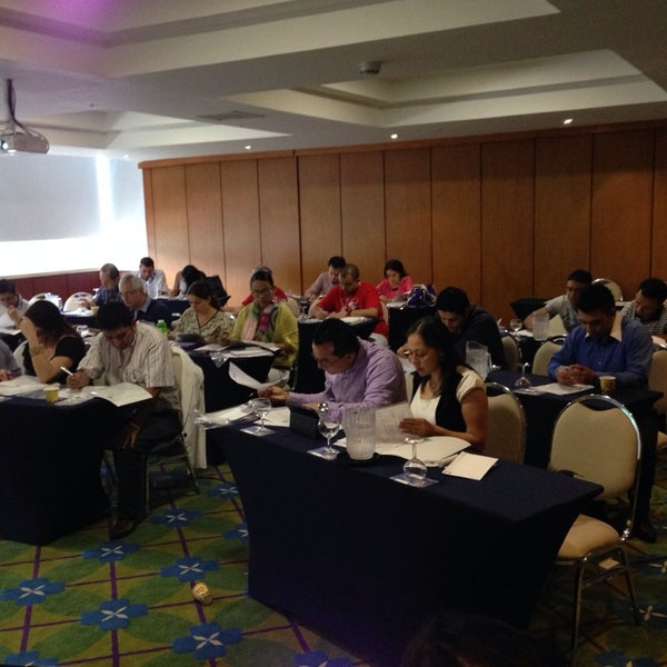 Foto tirada no(a) GHL Grand Hotel Villavicencio por Juan D. em 9/20/2014