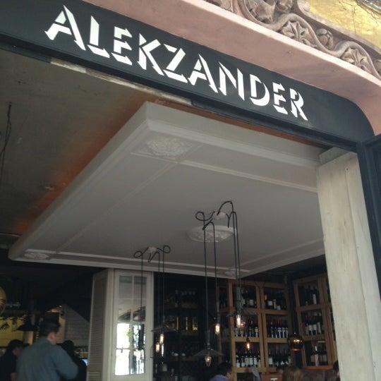 Photo prise au Alekzander par Jim C. le12/19/2012