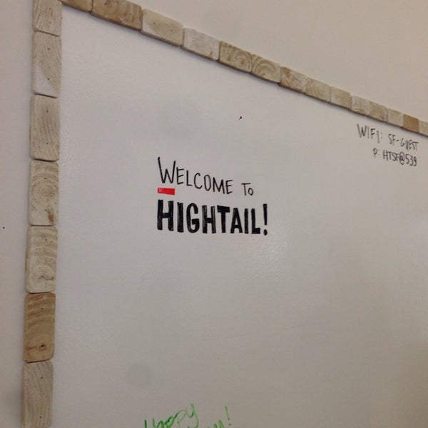 Hightail SF Office - SoMa - 31 visitors