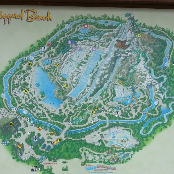 Photos At Disney S Blizzard Beach Water Park Water Park In Walt