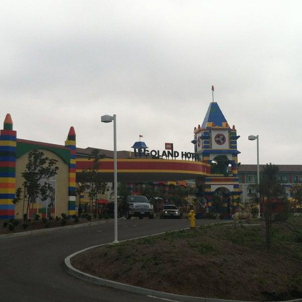 Foto tirada no(a) Legoland California por Daily B. em 7/5/2013