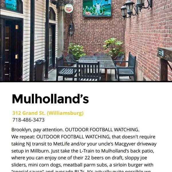 Das Foto wurde bei Mulholland's von Mulholland's am 1/22/2015 aufgenommen