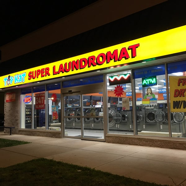 top kat laundromat hartford ct
