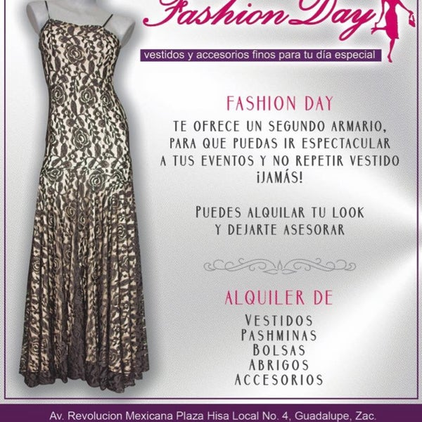 Photos At Fashion Day Zacs Womens Store In Guadalupe