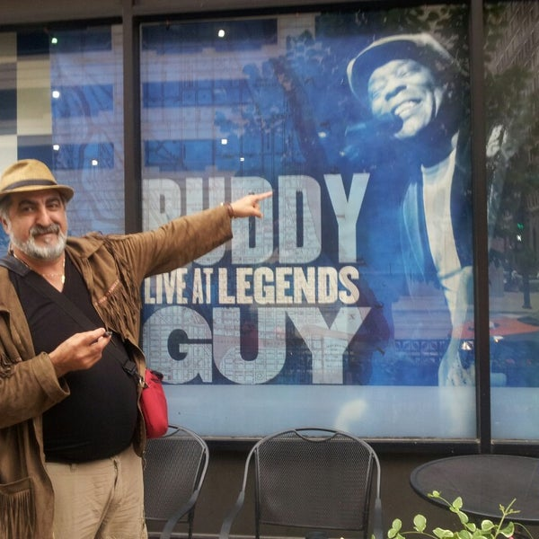Foto tirada no(a) Buddy Guy's Legends por Irfan B. em 7/26/2013