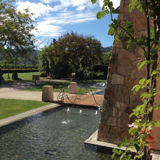 Photo prise au Peju Province Winery par Ross P. le10/6/2012
