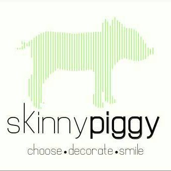 Foto tomada en Skinny Piggy Bakery por Locu L. el 4/23/2017