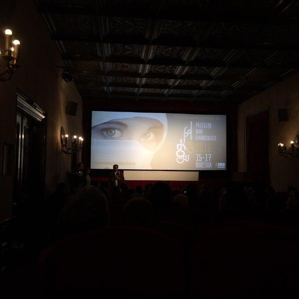 Foto tomada en Kino Pod Baranami por Michal P. el 4/15/2016