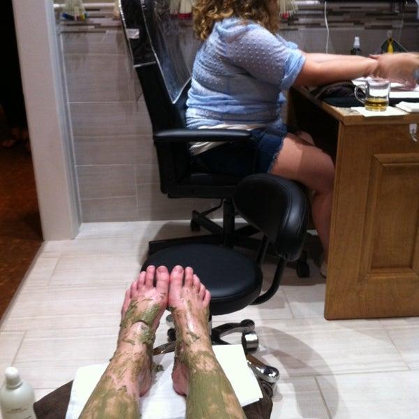 nail salon canton ga
