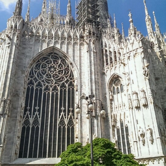 Photo prise au Dôme de Milan par Евгений К. le5/7/2013