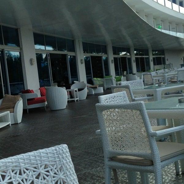 7/18/2013 tarihinde Яночка Р.ziyaretçi tarafından Q Premium Resort Hotel Alanya'de çekilen fotoğraf