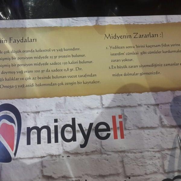 Снимок сделан в Midyeli пользователем Erhan E. 10/29/2013