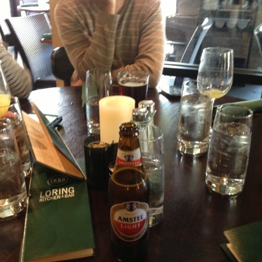 10/7/2012에 Patrick님이 Loring Kitchen and Bar에서 찍은 사진