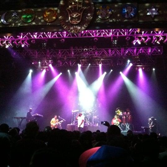 Foto diambil di House of Blues oleh Murali K. pada 12/27/2012