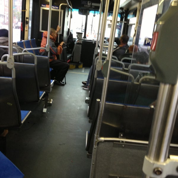 Septa Bus Route 64 Point Breeze Philadelphia Pa