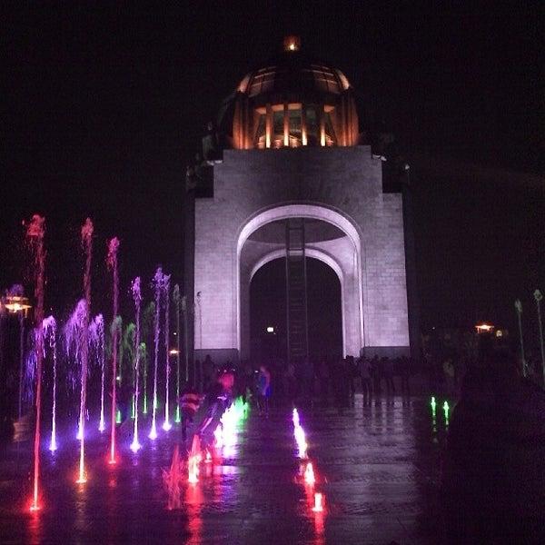 Foto tomada en Monumento a la Revolución Mexicana por A Bruno I. el 7/25/2013