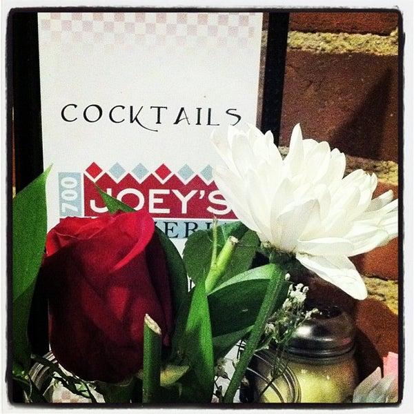 10/27/2012にClayton D.がJoey's Pizzeriaで撮った写真