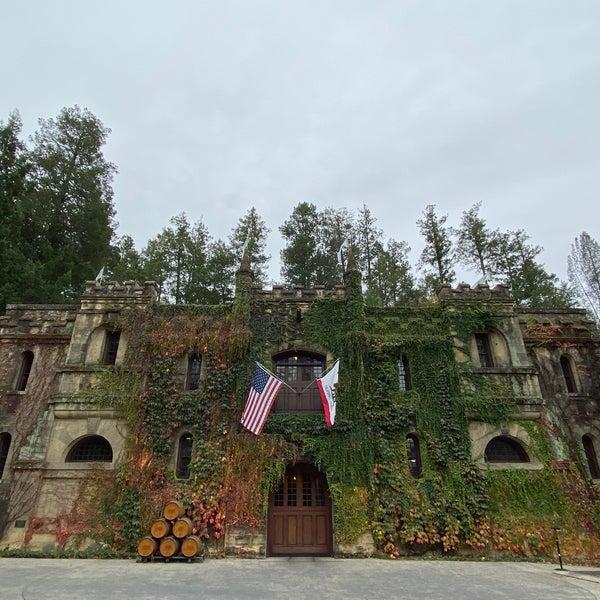 Снимок сделан в Chateau Montelena пользователем Brenda T. 11/26/2019