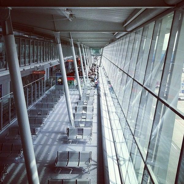 6/2/2013에 Christian D.님이 바르샤바 쇼팽 공항 (WAW)에서 찍은 사진