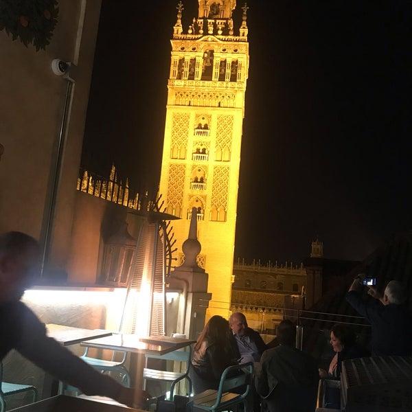 Photos At Terraza Bar Hotel Doña María Santa Cruz 4 Tips