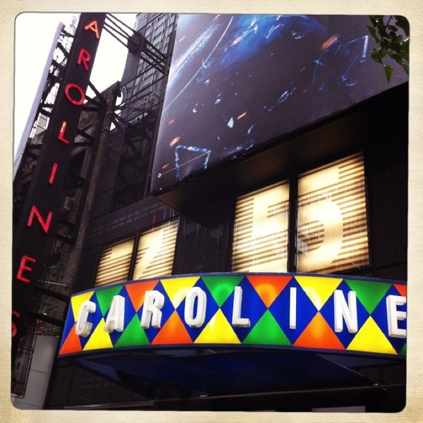6/6/2013にDave C.がCarolines on Broadwayで撮った写真