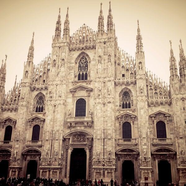 Photo prise au Dôme de Milan par Olesya H. le5/3/2013
