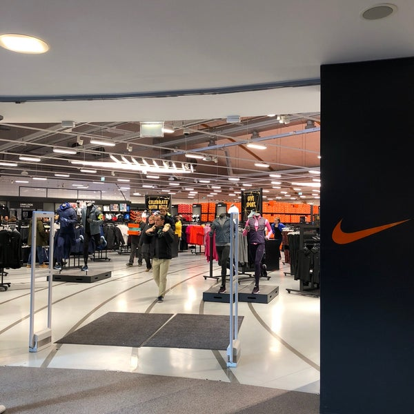 brand new f670f 6cf70 Photo taken at Nike Factory Store by Paulo B. on 12272017
