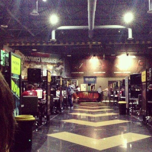 8/2/2013にAlexeyがКиберcпорт Аренаで撮った写真