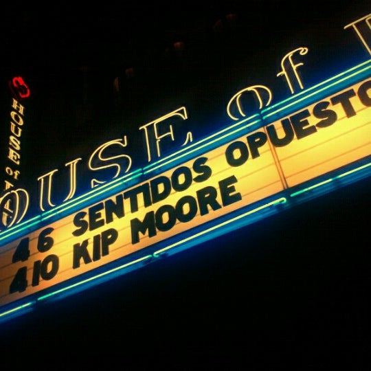 Foto tirada no(a) House of Blues San Diego por Serch em 4/7/2013