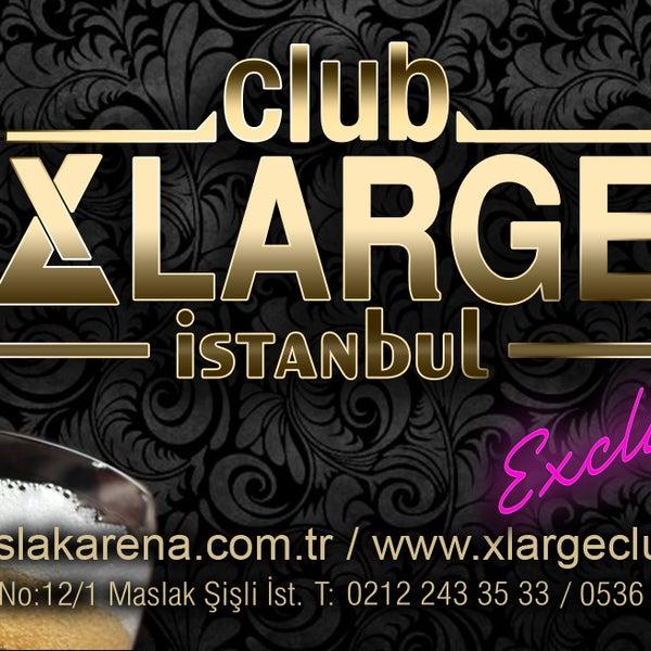Foto diambil di XLarge Club İstanbul oleh XLarge Club İstanbul pada 10/16/2013