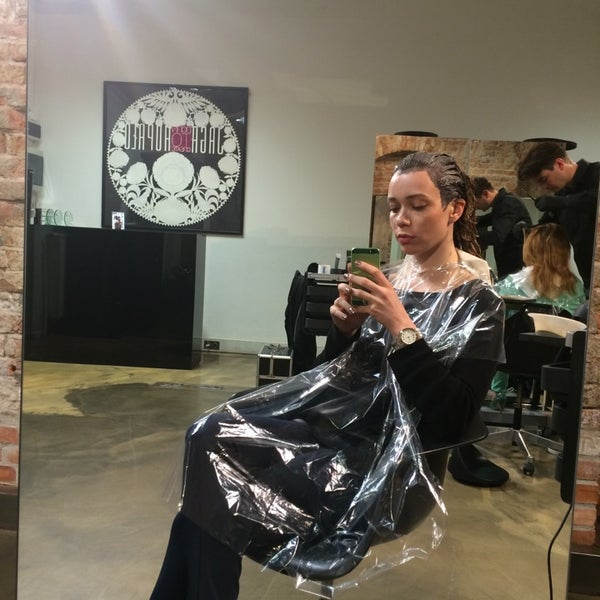 Jaga Hupało Hair Design Salon Barbershop In Warsaw