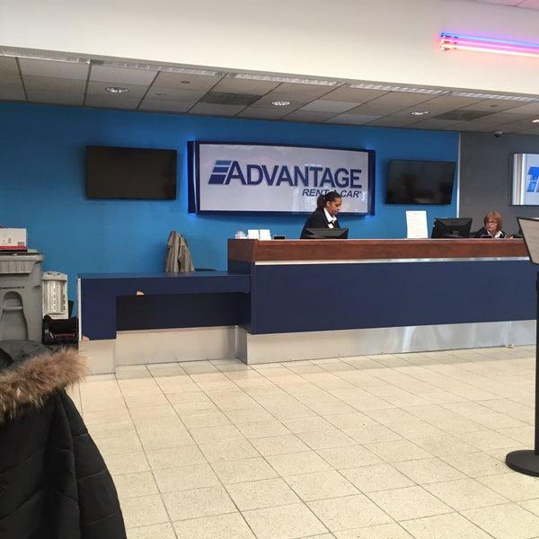 Advantage Rent A Car Newark Airport And Port Newark