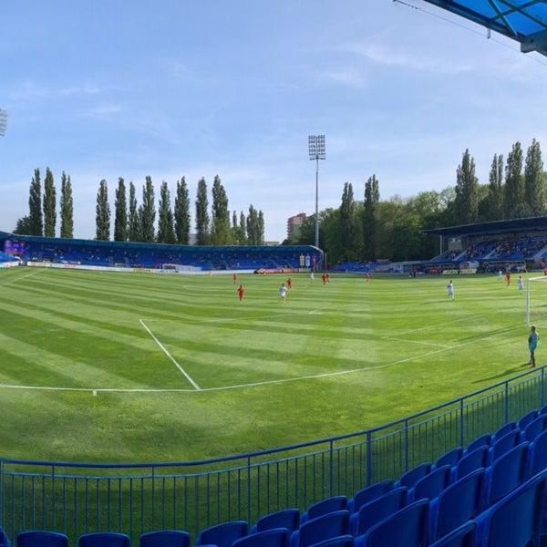 Photo prise au Štadión FK Senica par Richard R. le5/18/2019