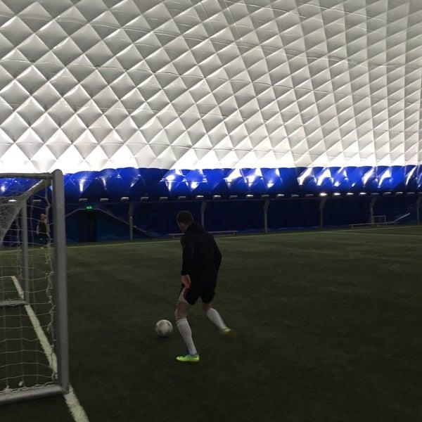 Photo prise au Štadión FK Senica par Richard R. le11/26/2018