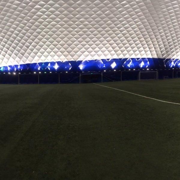 Photo prise au Štadión FK Senica par Richard R. le12/10/2018
