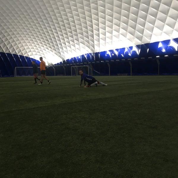 Foto tirada no(a) Štadión FK Senica por Richard R. em 1/7/2019