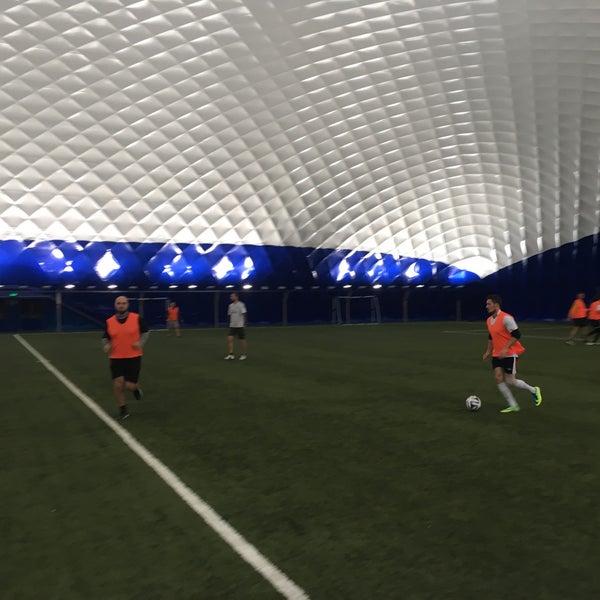 Foto tirada no(a) Štadión FK Senica por Richard R. em 10/29/2018