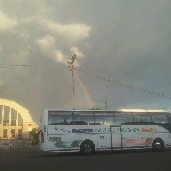 ogre riga autobuss