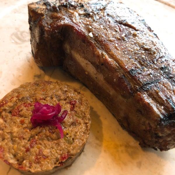 熟成肉のステーキ屋サービスも良いし肉質も旨味があり良いです。特にハンバーガーがめちゃくちゃ美味い。