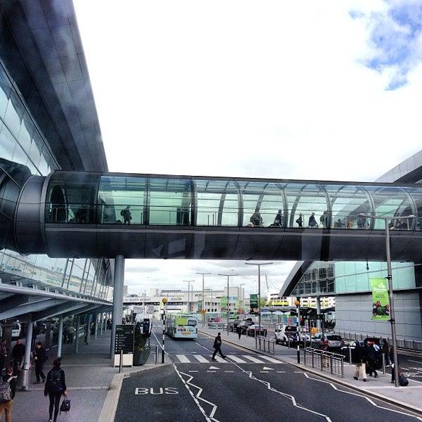 Снимок сделан в Дублинский аэропорт (DUB) пользователем Felipe Q. 5/22/2013