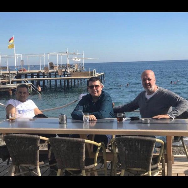 10/30/2018 tarihinde Onur K.ziyaretçi tarafından Mirada Del Mar Resort'de çekilen fotoğraf