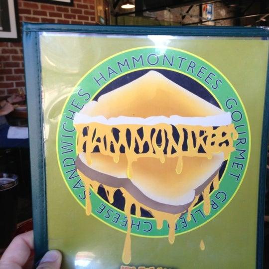 Foto tirada no(a) Hammontree's Grilled Cheese por Kevin C. em 11/1/2012