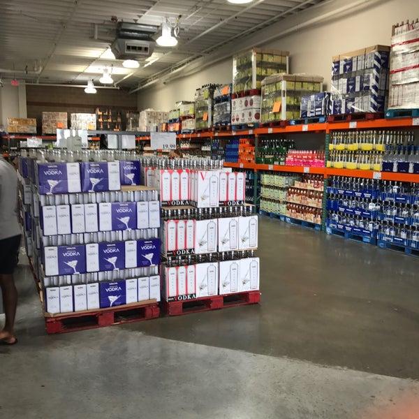 Costco Liquor Store - Perimeter Center - Atlanta, GA